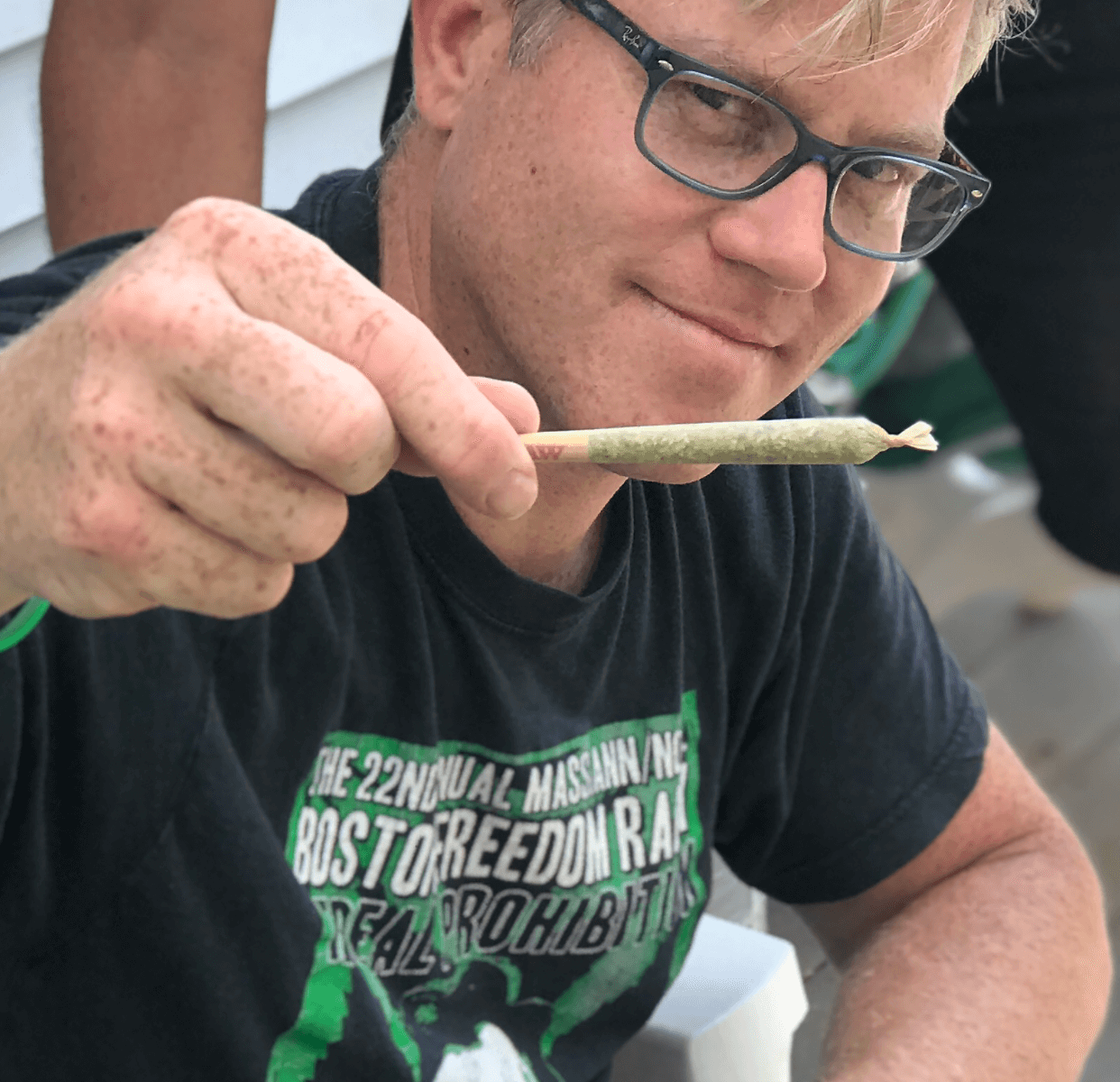 Canna provisions COO erik williams norml will and way lee chamber of commerce