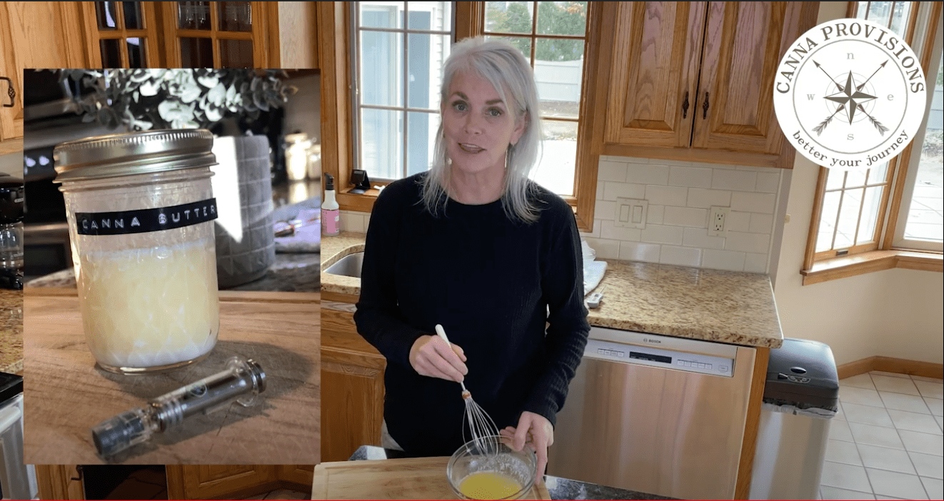 DIY dose it yourself ceo meg sanders canna provisions canna butter