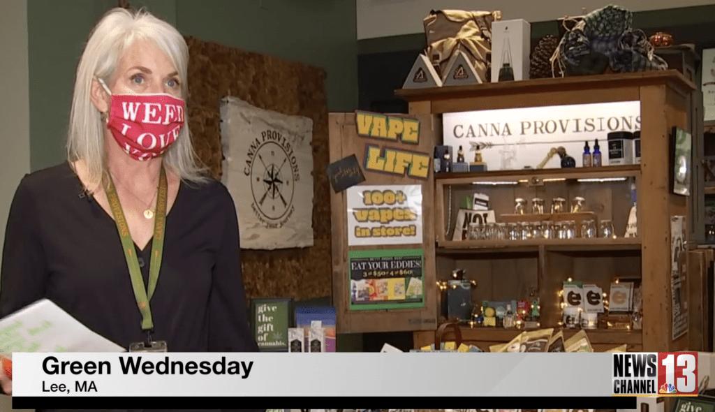 Canna Provisions CEO Meg Sanders WNYT Albany NBC Business