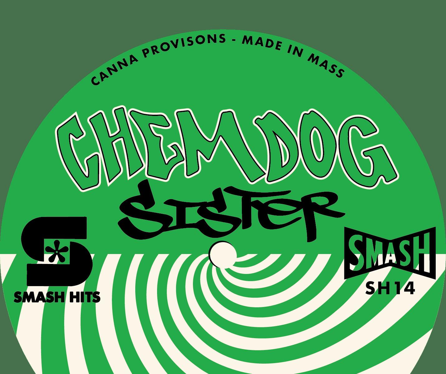 chem sis smash hits cannabis chemdog canna provisions