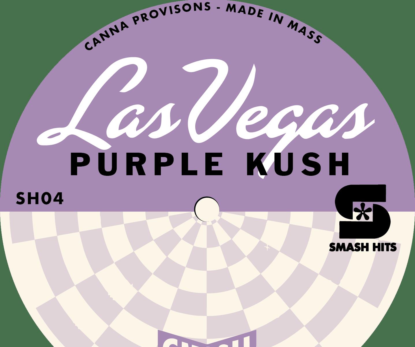 Las Vegas Purple Kush smash hits chemdog canna provisions