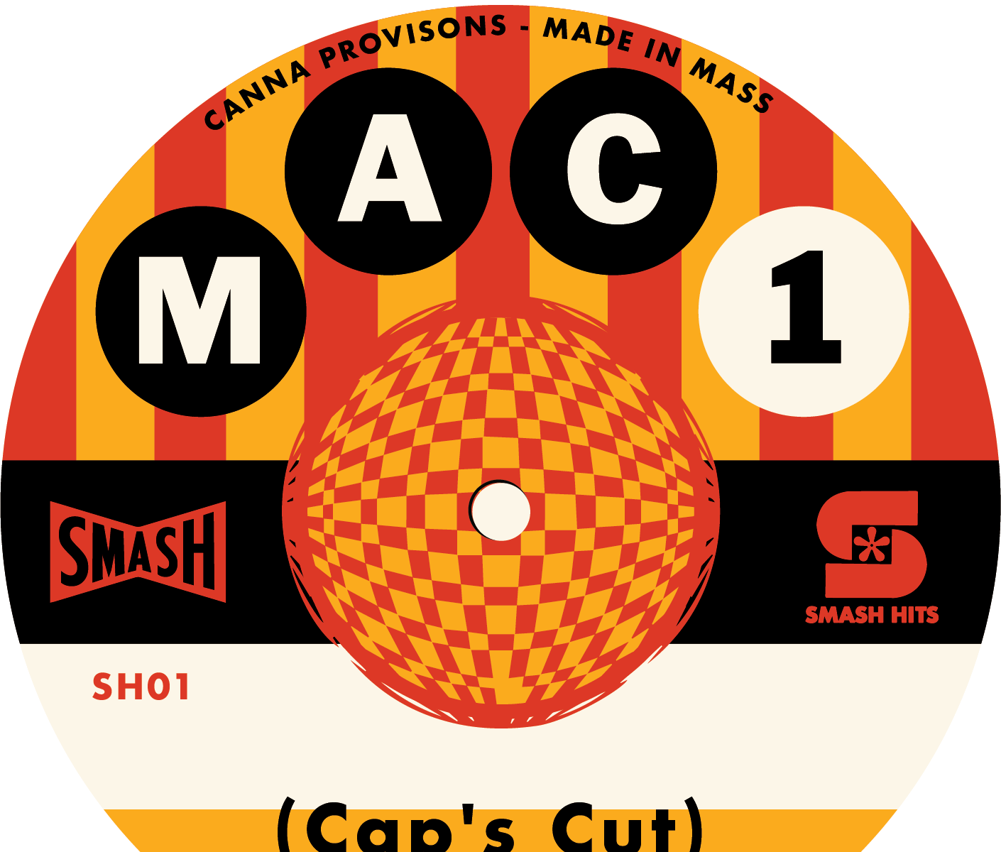 MAC 1 CAP's smash hits chemdog canna provisions
