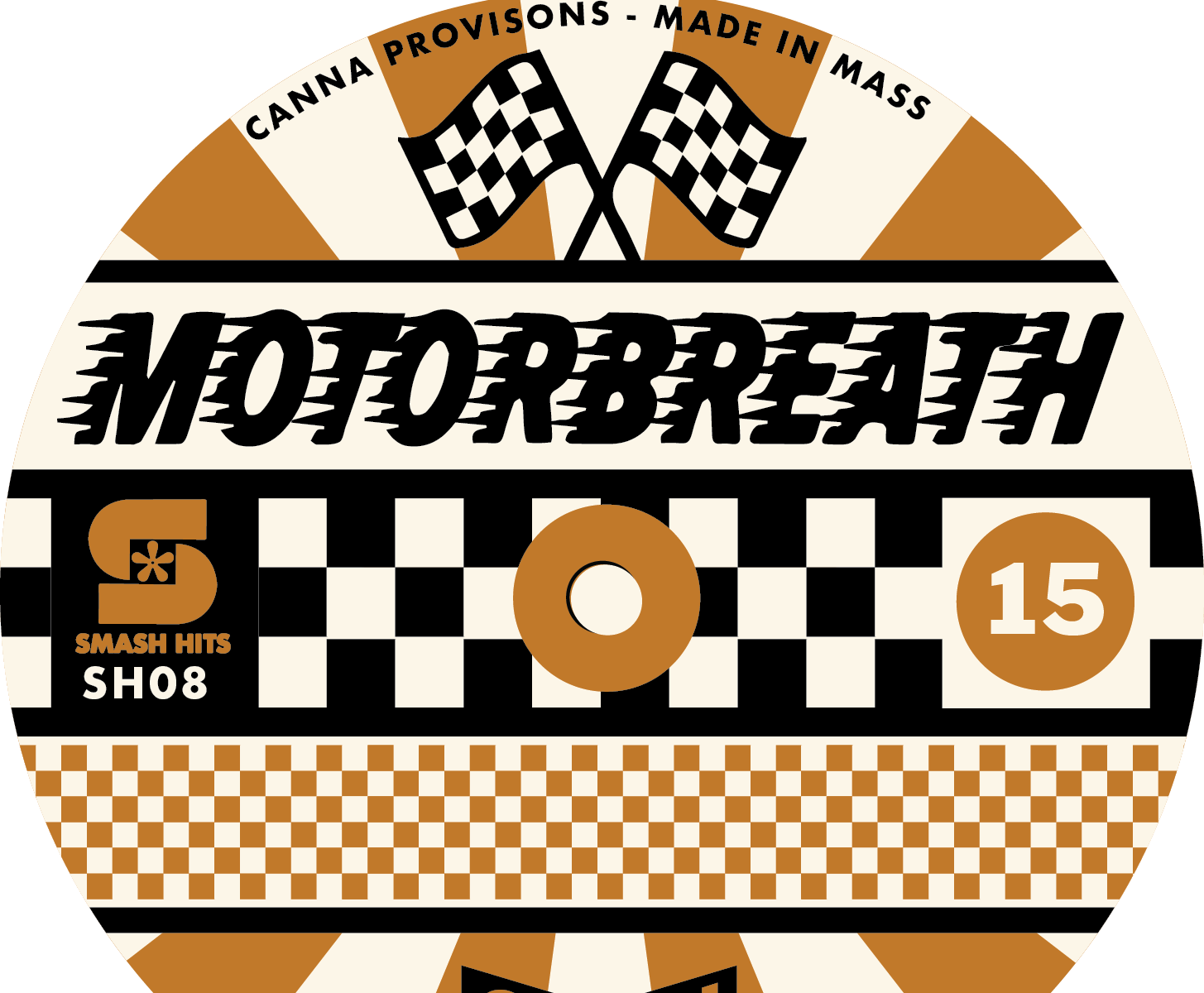 Motorbreath 15 smash hits chemdog canna provisions