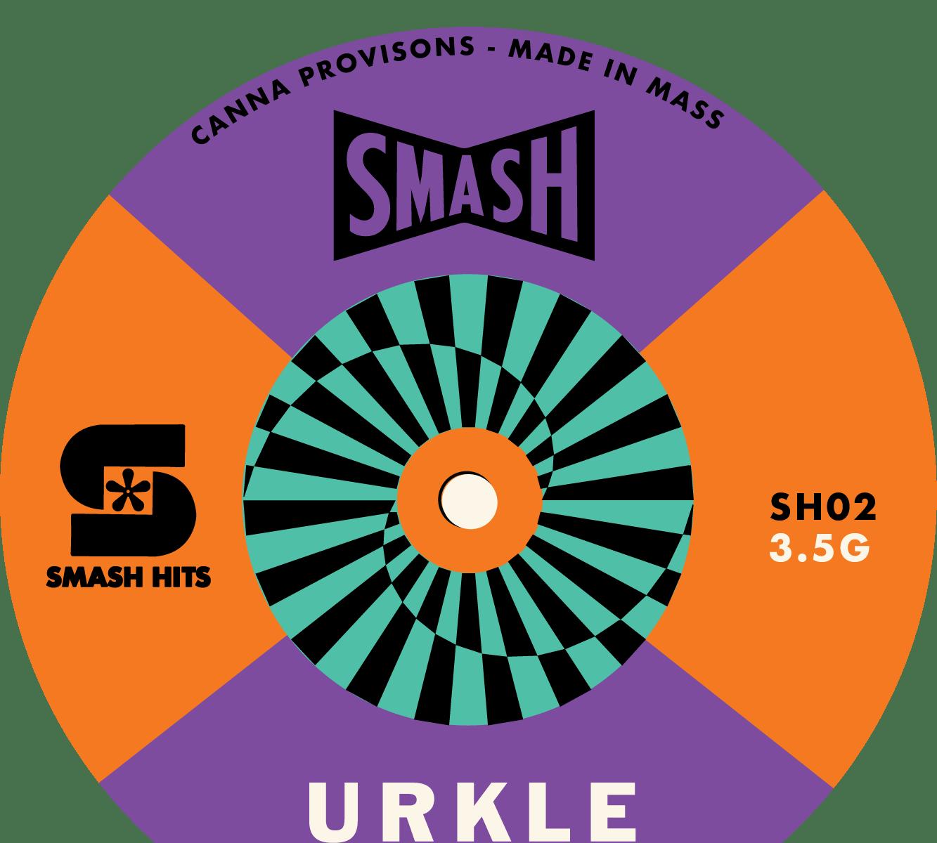 Urkle Purple Urkle smash hits chemdog canna provisions
