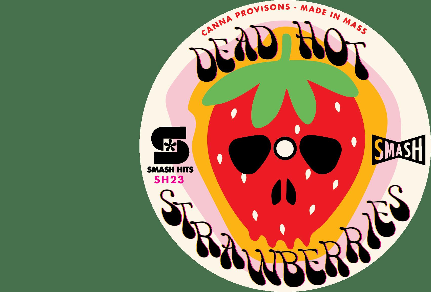 Dead Hot Strawberries