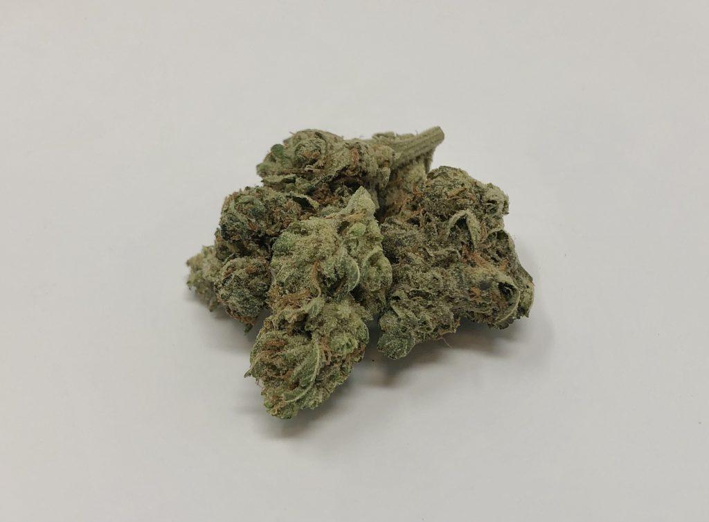 Irene Kush Mega Chem smash hits cannabis strain chemdog canna provisions