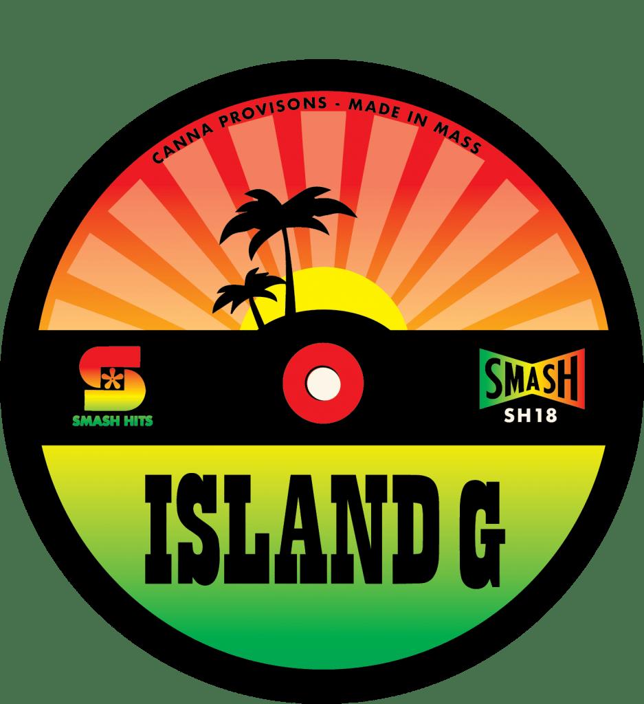 Island G strain smash hits chemdog canna provisions
