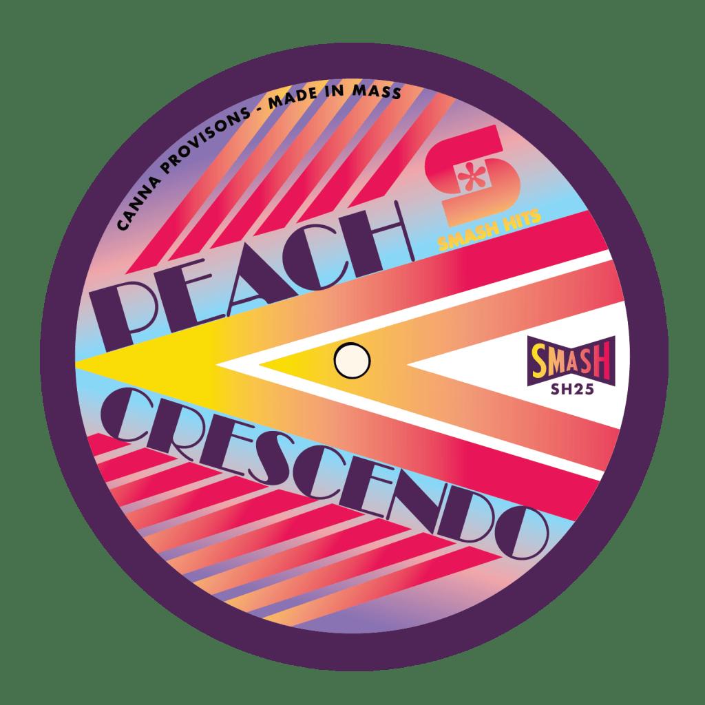 peach crescendo smash hits strain chemdog canna provisions