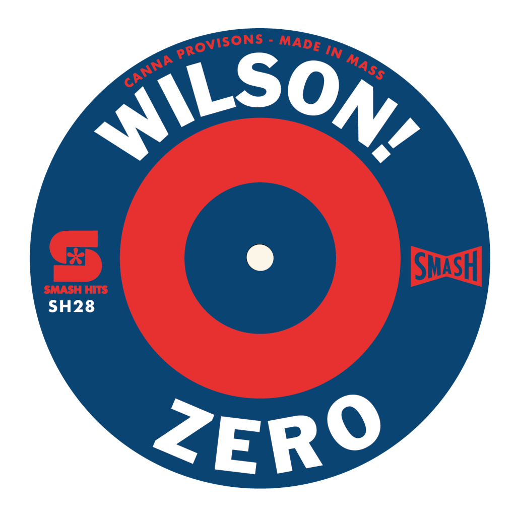 Wilson! Phish Zero Smash Hits Chemdog Canna Provisions