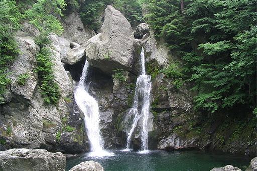 berkshire waterfalls hiking bash bish canna provisions cannabis marijuana