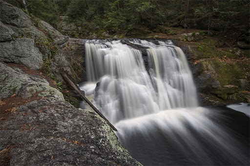 berkshires waterfalls hiking doanes falls canna provisions cannabis marijuana