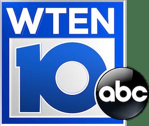 wten abc NEWS 10 albany Logo