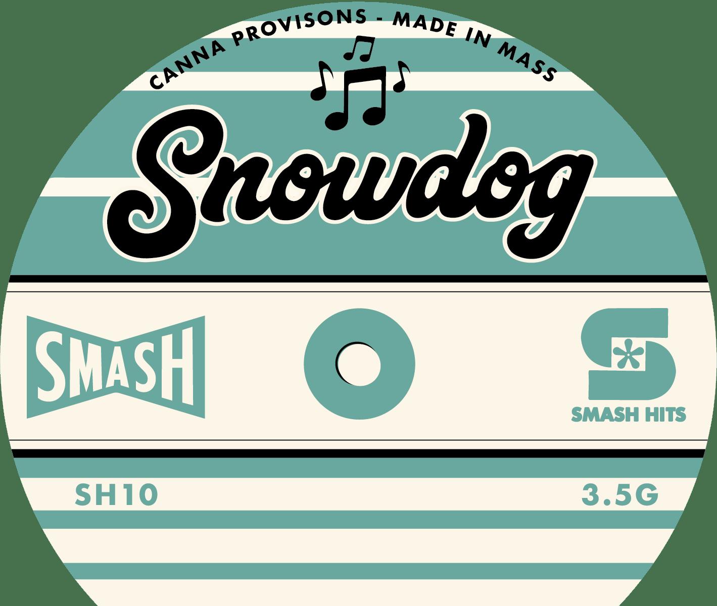 snowdog strain chemdog smash hits canna provisions